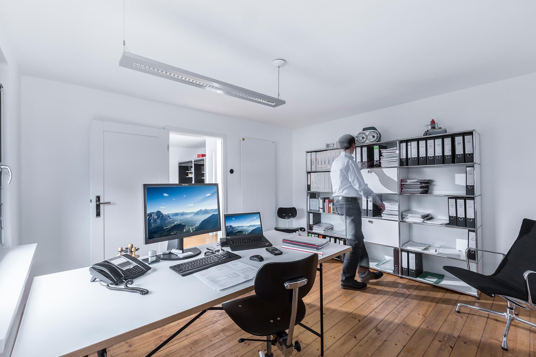 Fotoshoot Büro